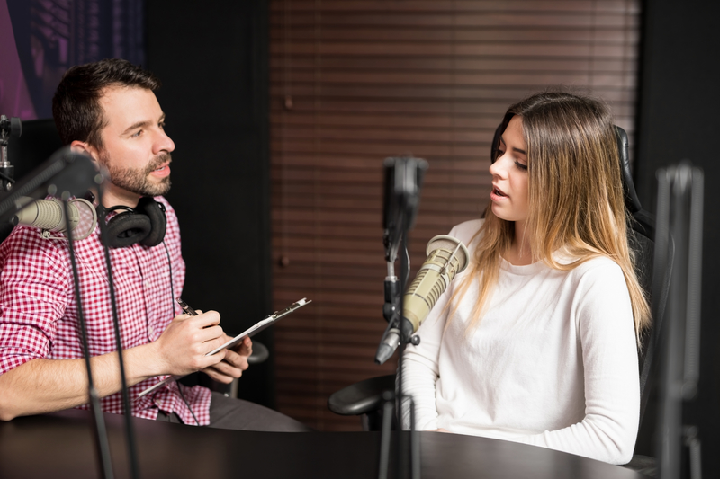 How To Conduct a Podcast Interview - Home Business Ideas and Opportunities